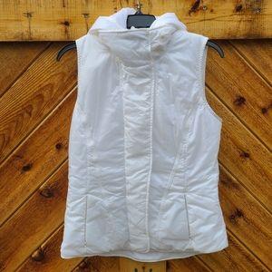NWOT Lululemon Athletica White Glacier Puffer Vest